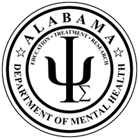 Alabama Department of Mental Health Logo